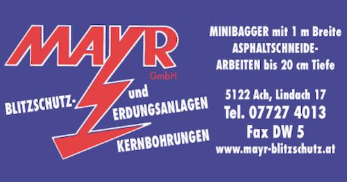 Mayr Blitzschutz