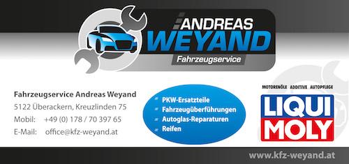 Weyand Fahrzeugservice